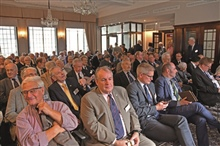 The audience consisted of 200 Fellows and Members from the UK and abroad.