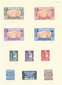 RPSL UPU Collection – Italy