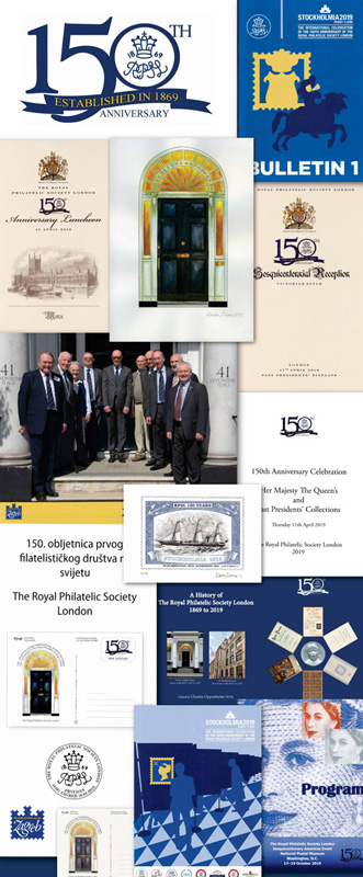 Celebrating the Society's 150th Anniversary